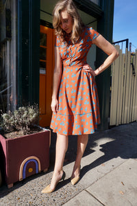 Desert BlueBell Vintage Dress