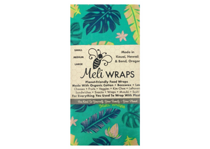 Meli Beeswax Reusable Food Wraps - 3 Pack - Kitchen & Dining - PICNIC