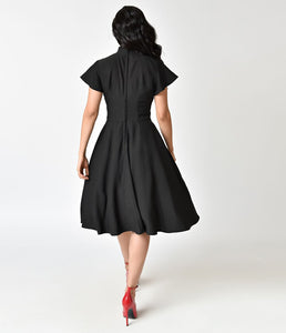 Red Rose Baltimore Dress - Dresses - PICNIC
