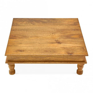 Teak Bajot Table - Furniture - PICNIC