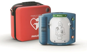 Automatic External Defibrillator (AED) - Phillips/Laerdal HS1