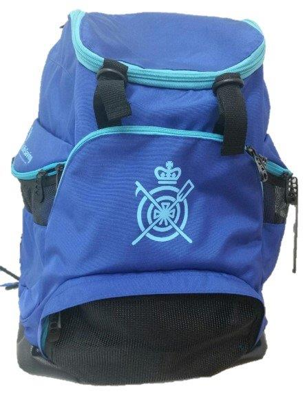 Back Pack (bag), with RLSSQ Branding