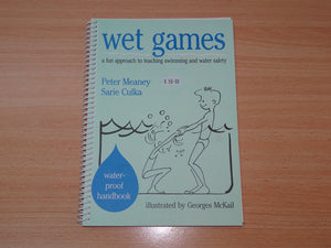 Book: Wet Games [CLEARANCE]