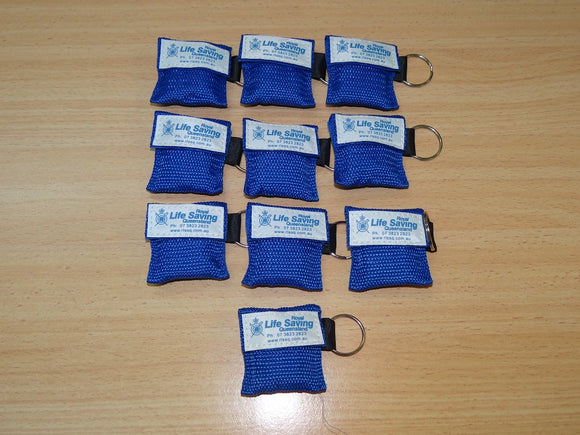 CPR Mask (Single Use) 10 Pack