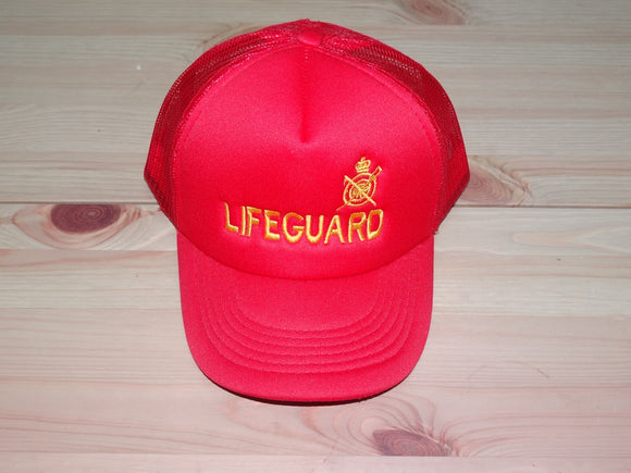 Hat: Lifeguard Cap (baseball style 2)