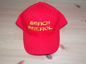 Hat: Beach Patrol