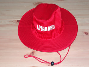 Hat: Lifeguard Broadbrim