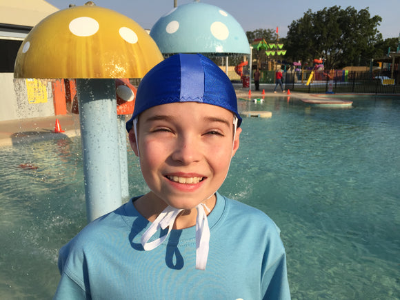 Cap - Junior Lifeguard / Competition (Skull Cap)