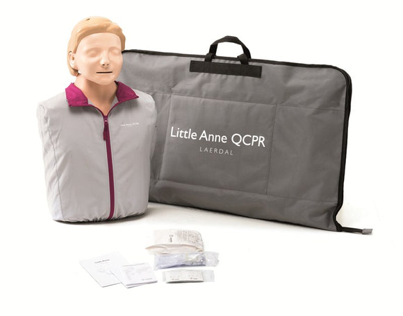Manikin: Little Anne (x 1) QCPR