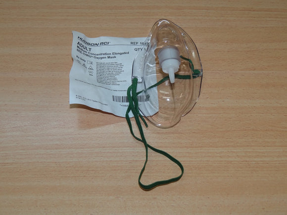 Oxygen Therapy: Mask - Adult