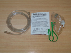 Oxygen Therapy: Mask & Tube - Adult