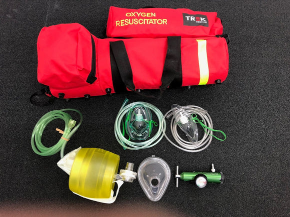 Oxygen Resuscitation Kit (Soft Pack Oxy Sock style)
