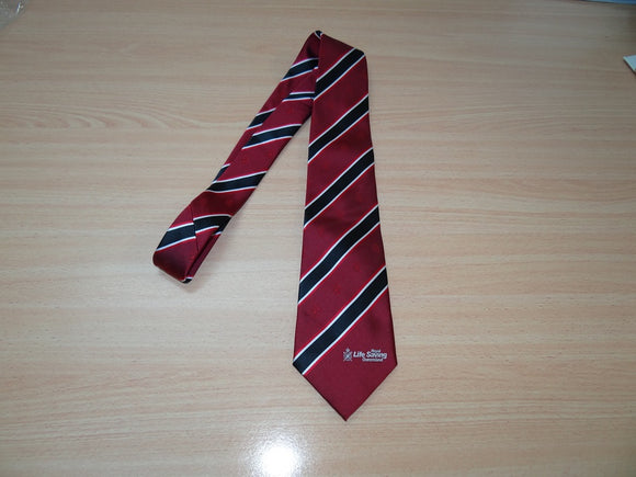Tie - Royal Life Saving Queensland Branded