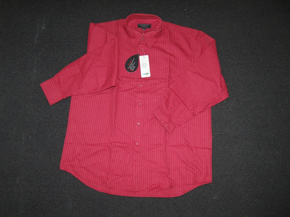 Shirt: Maroon Business [CLEARANCE]