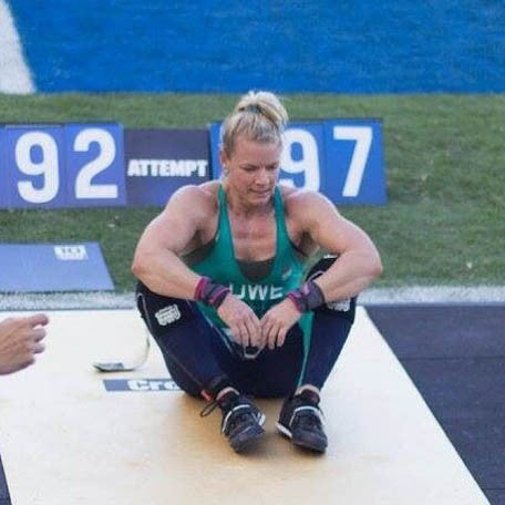 April Lowe CrossFit Games