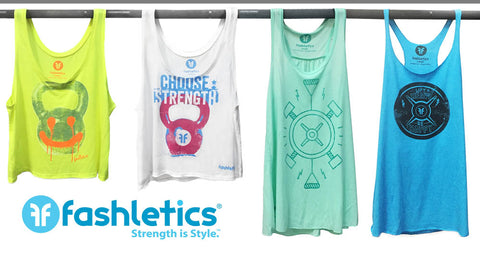 CrossFit Apparel Workout Tank Top