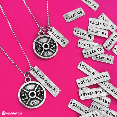 Girls Gone Rx Jewelry Fashletics