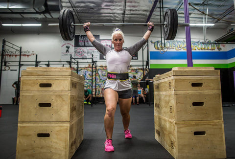 Lindsey Marcelli CrossFit