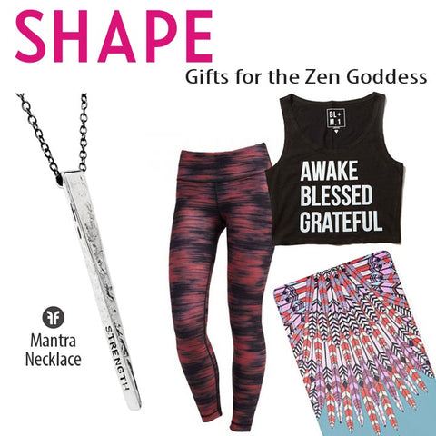 Yoga Jewelry Shape Magazine