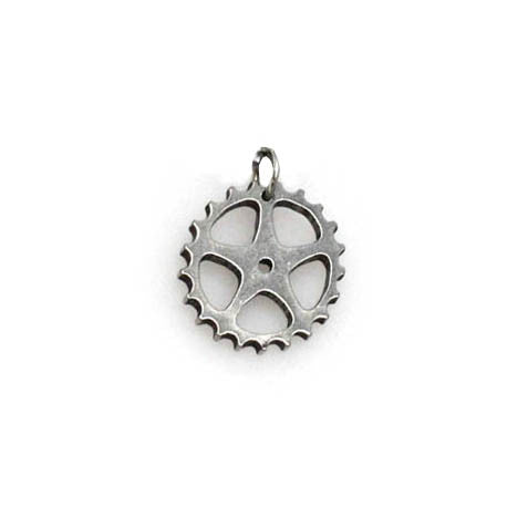 Small chainring cycling charm