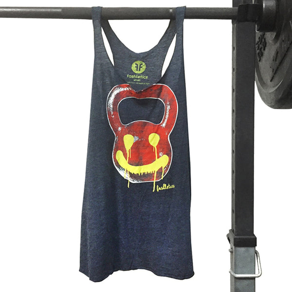 workout tank kettlebell