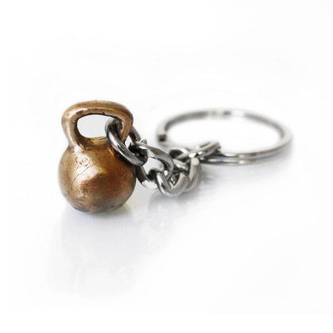 Kettlebell Key Chain