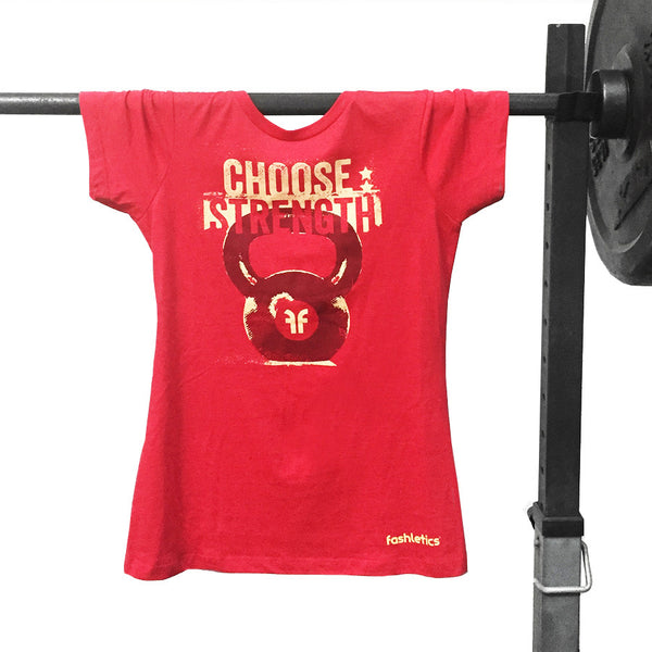 Kettlebell Workout T-Shirt