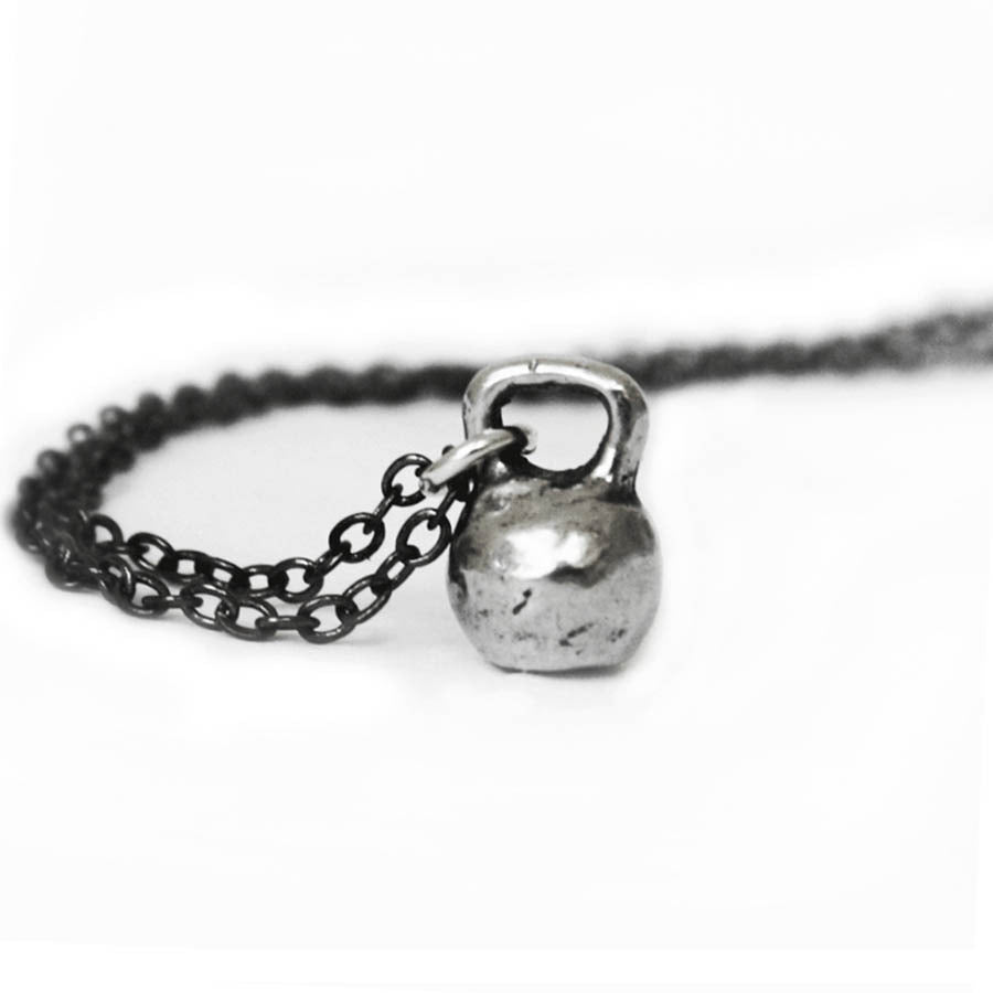kettlebell necklace