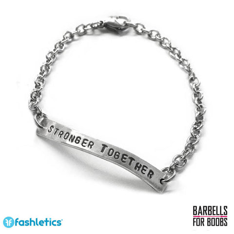 Stronger Together Bracelet