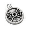 Weight Plate Charm