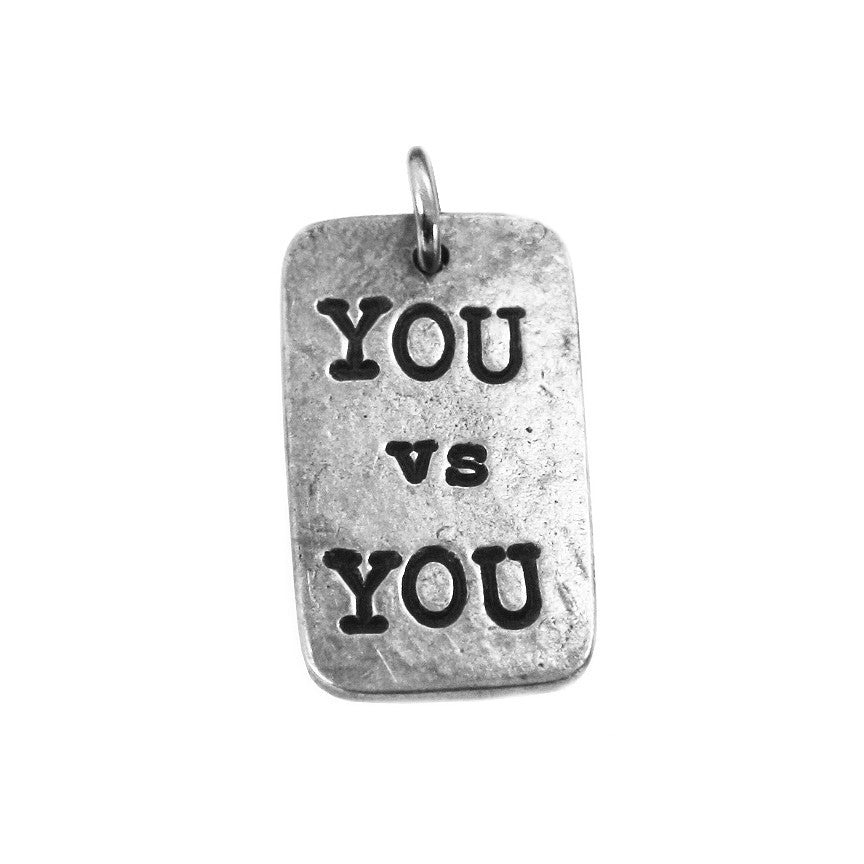 you vs you fitness charm