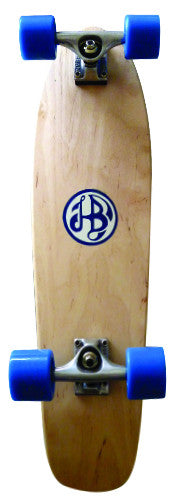 Jet Blue Cruiser Skateboard