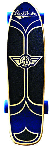 Jet Blue Cruiser Skateboard Thumbnail