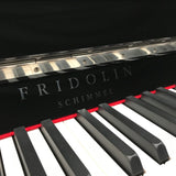 Fridolin F123 Upright Piano