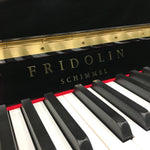 Fridolin F121 Upright Piano