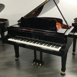 Wilhelm W206 Grand Piano Front