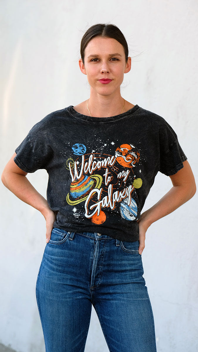 Welcome To My Galaxy T-Shirt