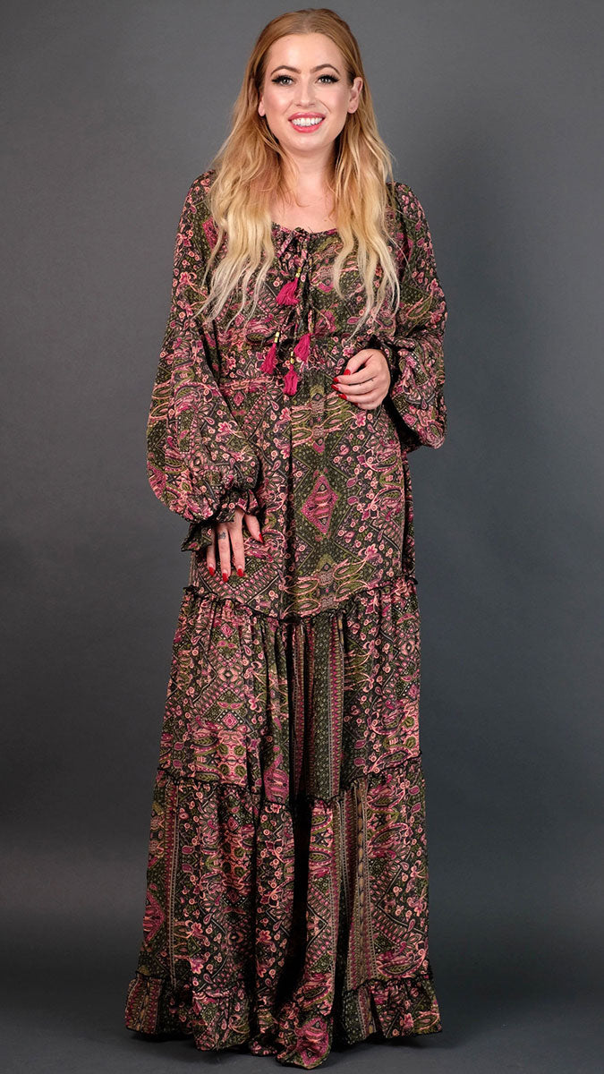 Witchy Woman Dress