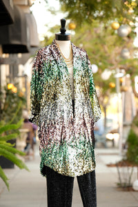 Over The Rainbow Sequin Jacket