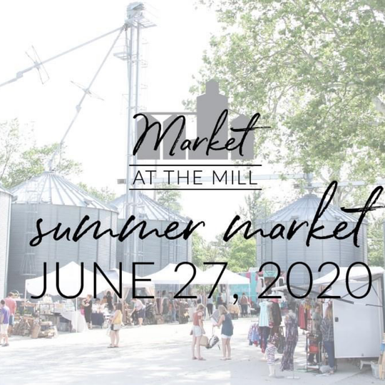 Market at the Mill | Summer Market