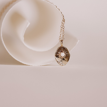 Austrina | Opal | Necklace