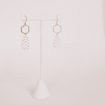 Beehive | 6th Birthday | Dangle Earring