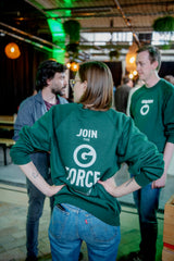G-force sweater