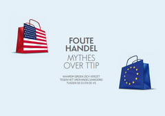 Foute handel - mythes over TTIP brochure