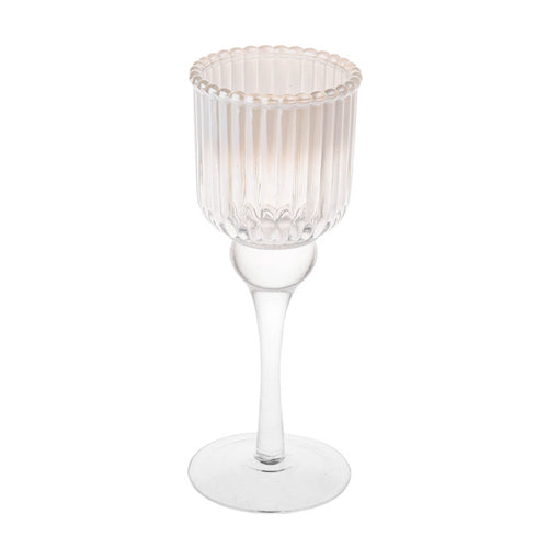 Blooming Essentials Ltd Artificial Ania Pearl Tealight Stand