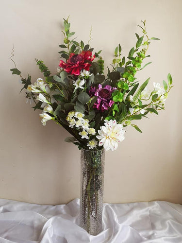 Blooming Essentials Ltd Artificial Rudbeckia and Dahlia Flower Arrangement