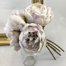 Load image into Gallery viewer, Blooming Essentials Ltd Artificial Peony Stem
