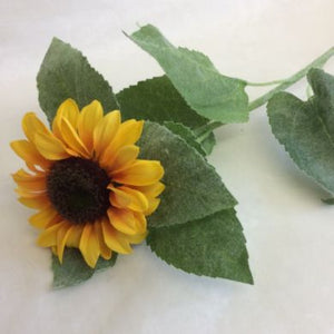 Blooming Essentials Ltd Artificial Single Sunflower