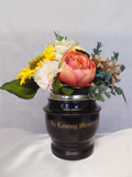 Blooming Essentials Ltd Artificial Memorial Vase Display