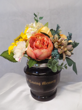 Load image into Gallery viewer, Blooming Essentials Ltd Artificial Memorial Vase Display